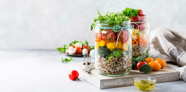 Salades composées : nos astuces pour les réussir à tous les coups