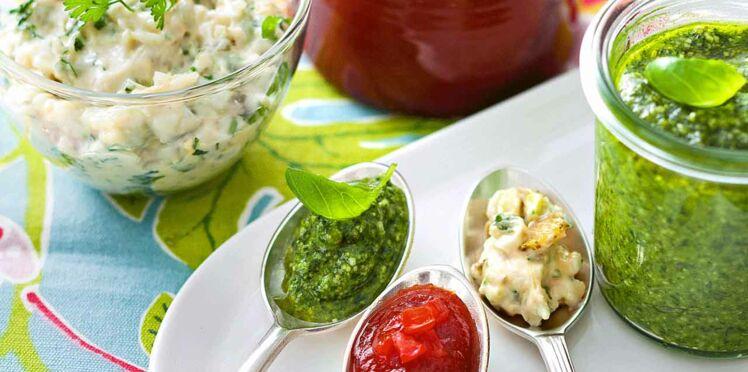 8 astuces pour alléger les sauces