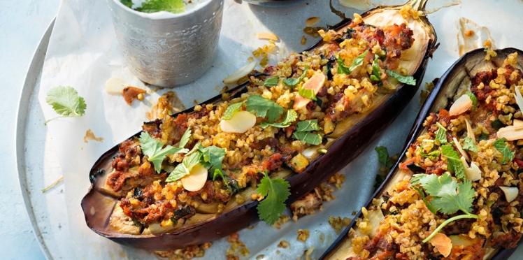 Que faire avec des aubergines ? Plus de 100 recettes inspirantes...