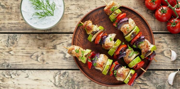 Barbecue: 10 idées de marinades pour les viandes blanches