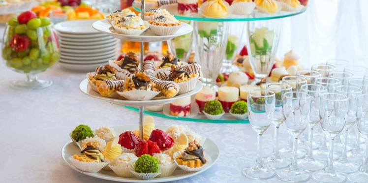Buffet ou apéro dînatoire : les quantités à prévoir selon le nombre d'invités