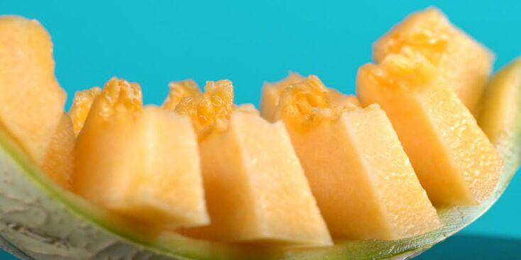Comment bien présenter le melon ?