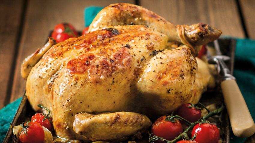 Comment cuire un poulet au four, à la poêle ou en cocotte