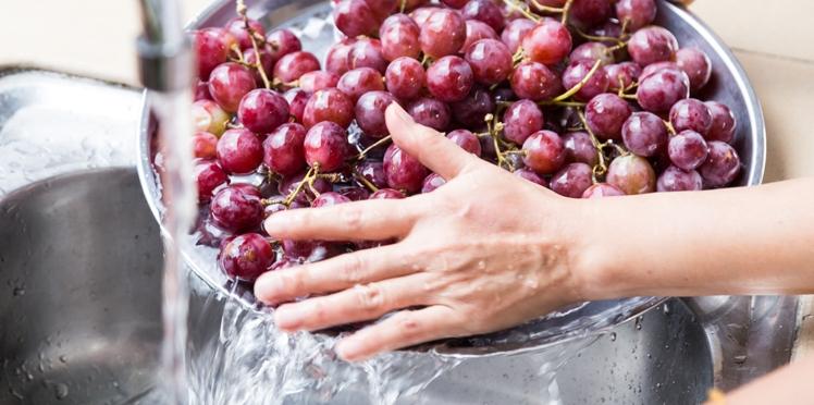 Comment enlever les pesticides de vos fruits et légumes ?