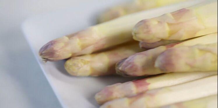 Comment préparer les asperges blanches