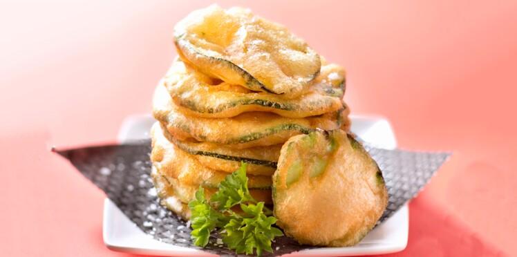 Comment faire des beignets de courgette ?