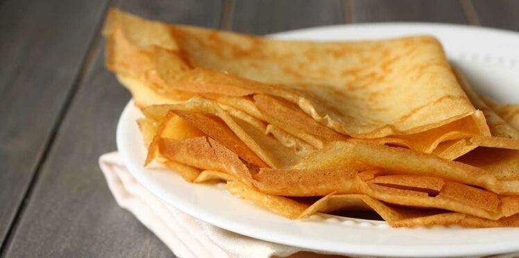 Comment faire des crêpes sans gluten, sans lactose ou sans oeufs ?