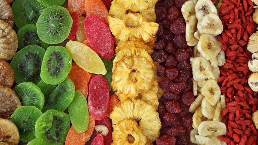 Comment faire des fruits secs maison ?