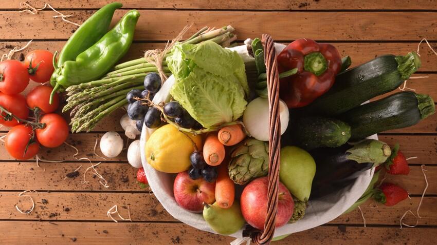 12 astuces pour éviter que vos fruits et légumes pourrissent trop vite