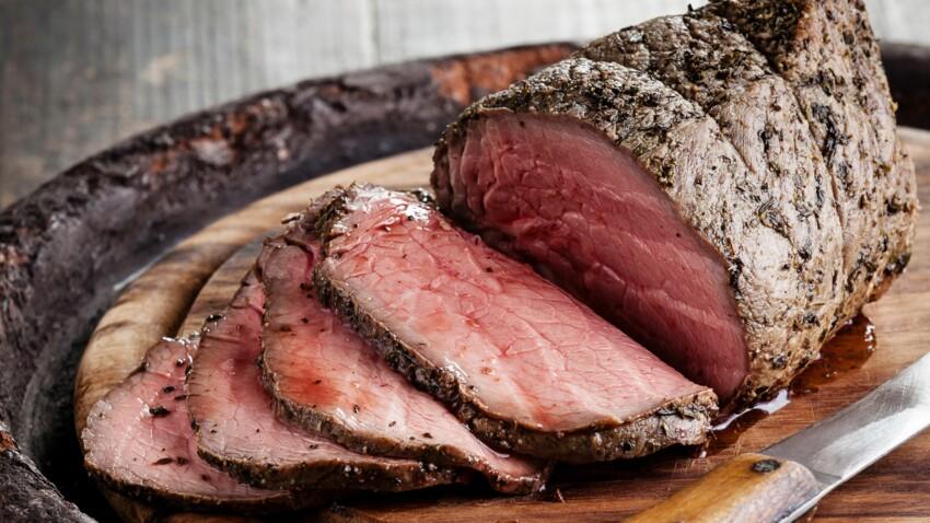 Comment réussir la cuisson du rosbif ?