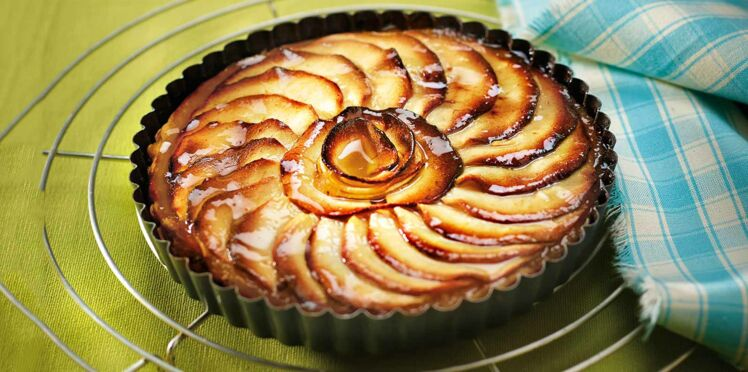 Comment réussir la cuisson d'une tarte aux pommes ?