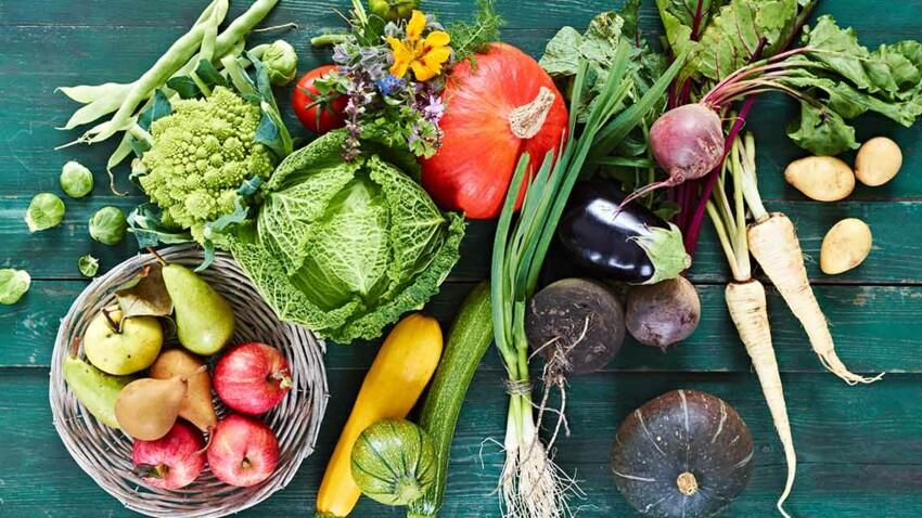 Comment congeler les fruits et les légumes ?