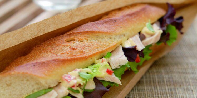 Les secrets d'un sandwich réussi