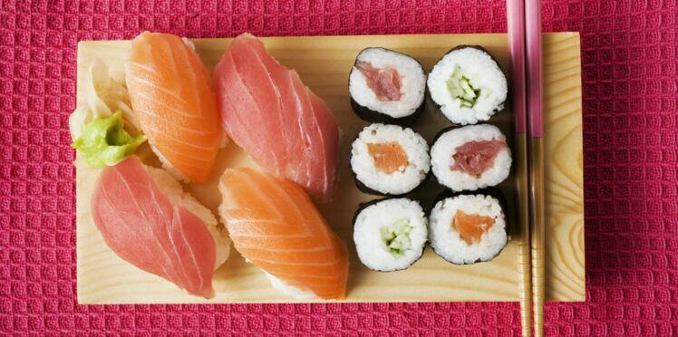 Les secrets des sushis réussis