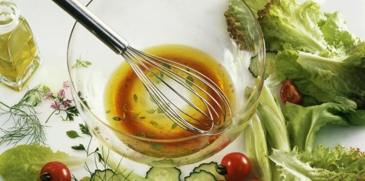 Les secrets d'une vinaigrette réussie