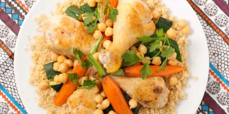 Réussir son couscous au poulet