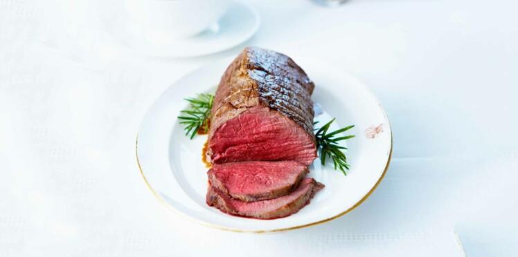 Cuisson du rôti de bœuf : les secrets de la réussite