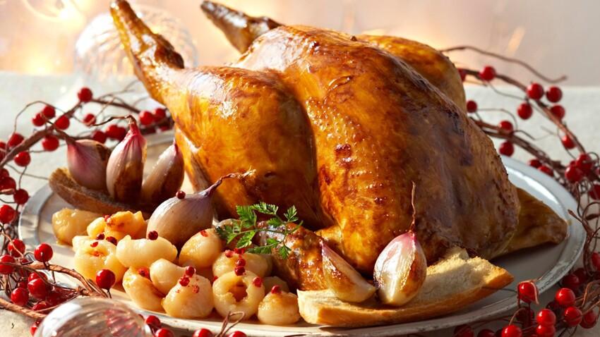 Dinde, chapon, oie... Quelle volaille choisir à Noël ?
