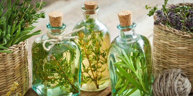 DIY : vinaigre aromatisés, sels personnalisés, huiles parfumées… boostez vos basiques en cuisine !