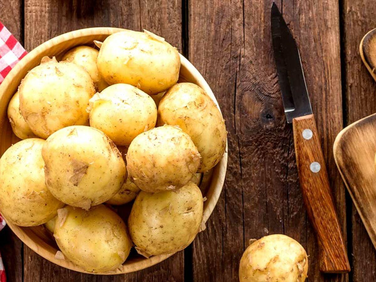 toxine pomme de terre)