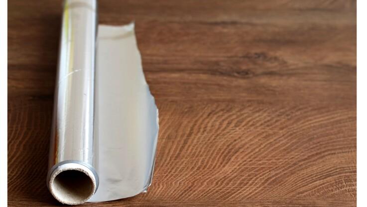 Les erreurs que l'on fait tous avec son papier aluminium
