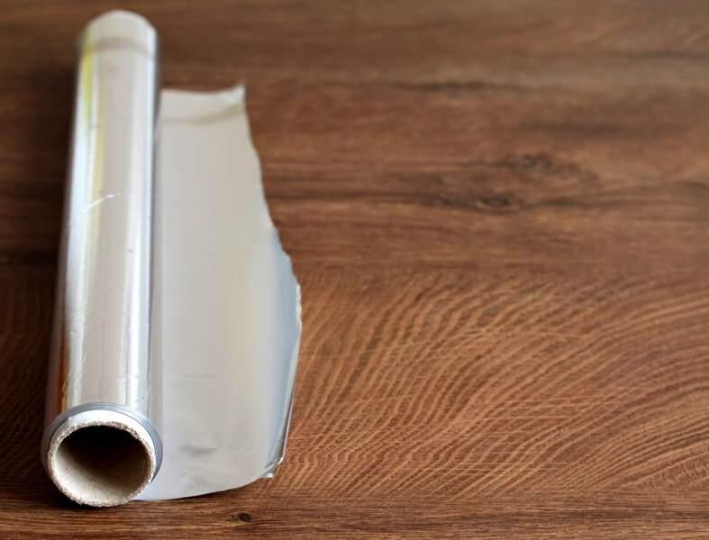 Les erreurs que l'on fait tous avec le papier aluminium