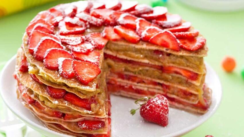 Gâteau à la fraise : 12 idées pour des recettes pleines de saveurs