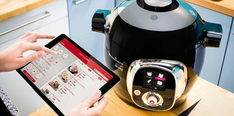 J'ai testé pour vous... le robot multifonction Cookeo Connect !