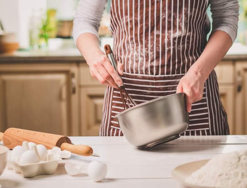 6 erreurs que l'on fait toutes en préparant un gâteau