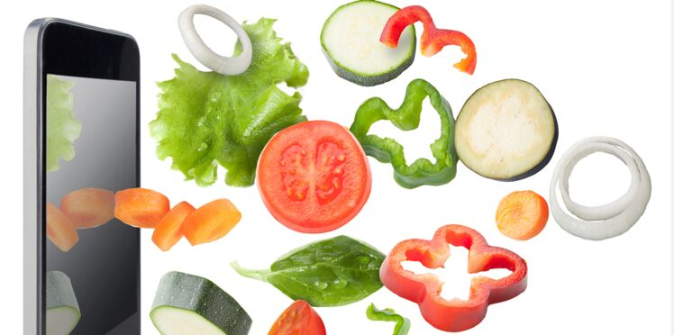 Les sites et applis qui vous simplifient la vie en cuisine