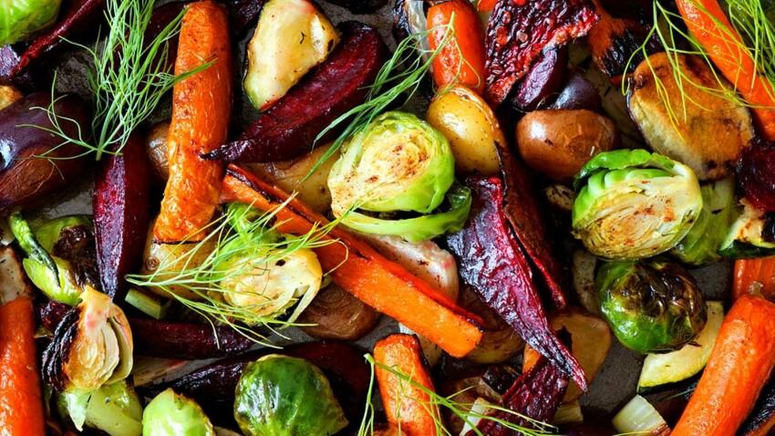 Fruits Et Legumes De Saison Que Cuisiner En Janvier Femme