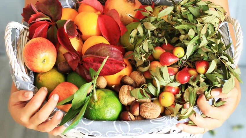 Fruits et légumes de saison : que cuisiner en novembre ?