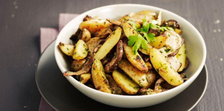 Pommes de terre sautées : comment les couper pour qu'elles soient parfaitement croustillantes ?