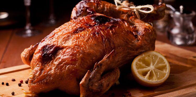 Poulet au four : l'astuce imparable pour qu'il soit doré et croustillant