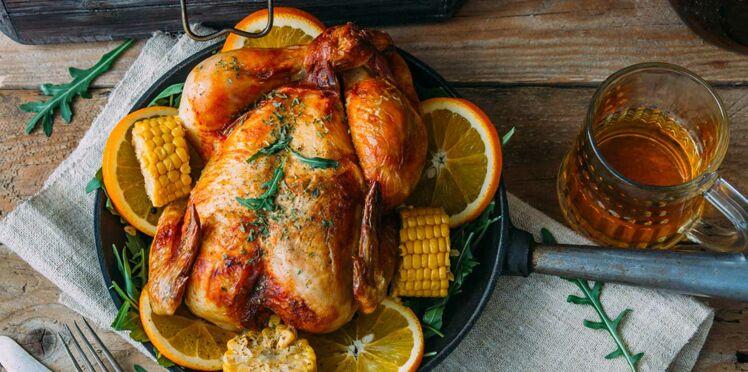 Poulet rôti : 6 astuces pour réussir sa cuisson à tous les coups