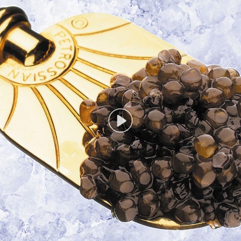 Qu'est-ce que le caviar ?