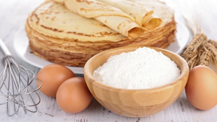 Chandeleur : quelle farine utiliser pour les crêpes ?