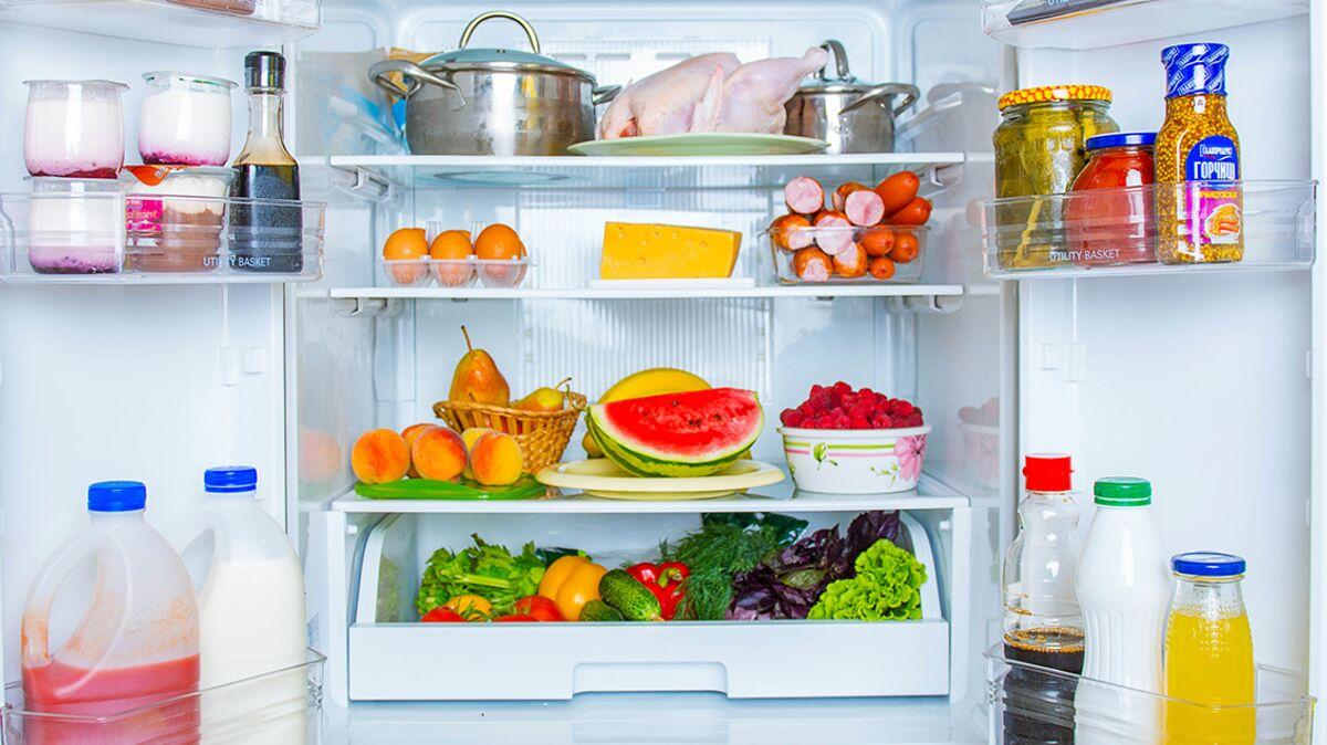 Comment Ranger Dans Un Frigo ranger son réfrigérateur : les erreurs à éviter : femme