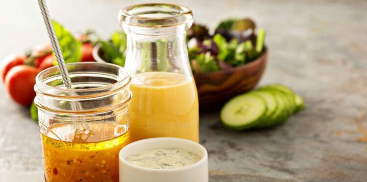 Nos recettes de vinaigrettes faciles et rapides pour vos salades