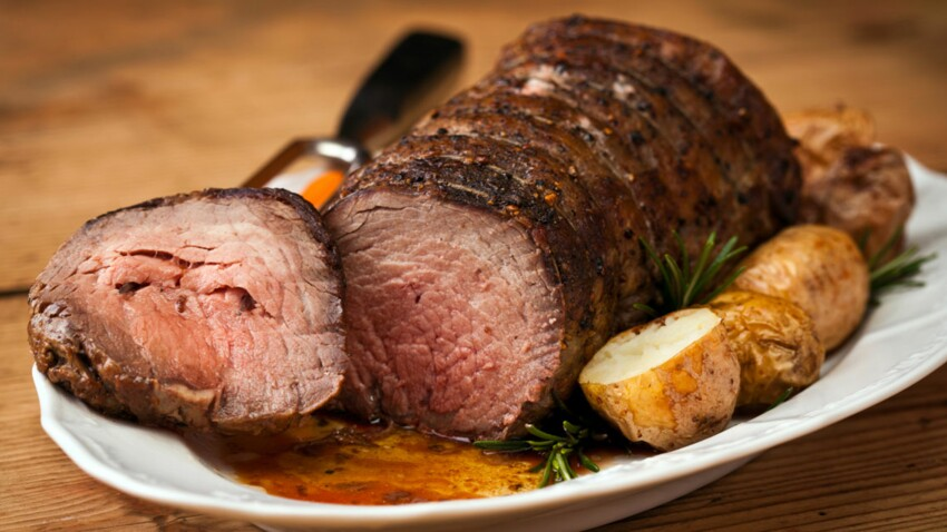 Comment réussir la cuisson du rôti de bœuf