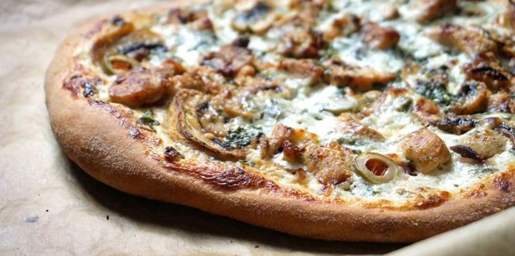 Comment réussir la pizza blanche