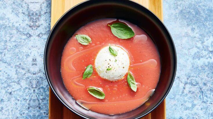Soupes froides, smoothies et gaspachos : 30 recettes pour se rafraîchir