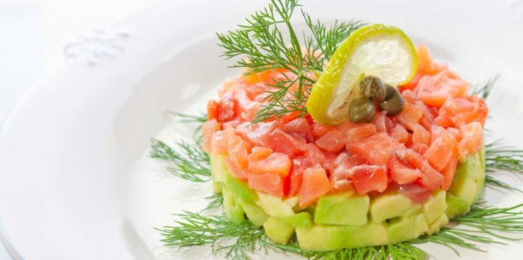 Tartare de saumon : tout pour le réussir