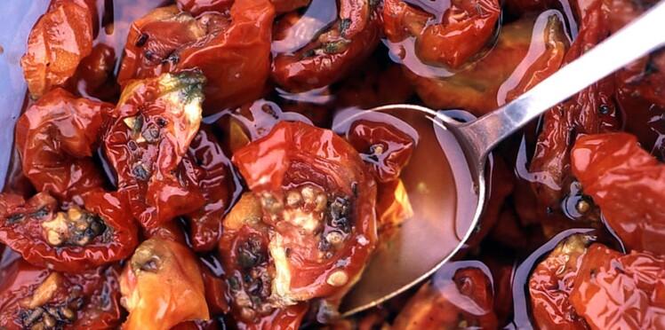 Tomate séchée : on l'aime toute l'année