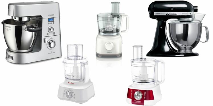 Comparatif des meilleurs robots pâtissiers