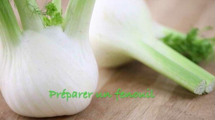 VIDEO - Comment préparer le fenouil ?