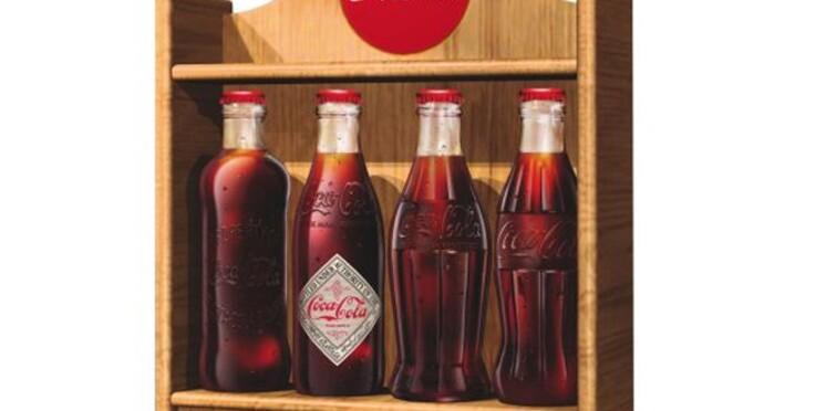 Pour les 125 ans de Coca-Cola, les bouteilles collector rééditées