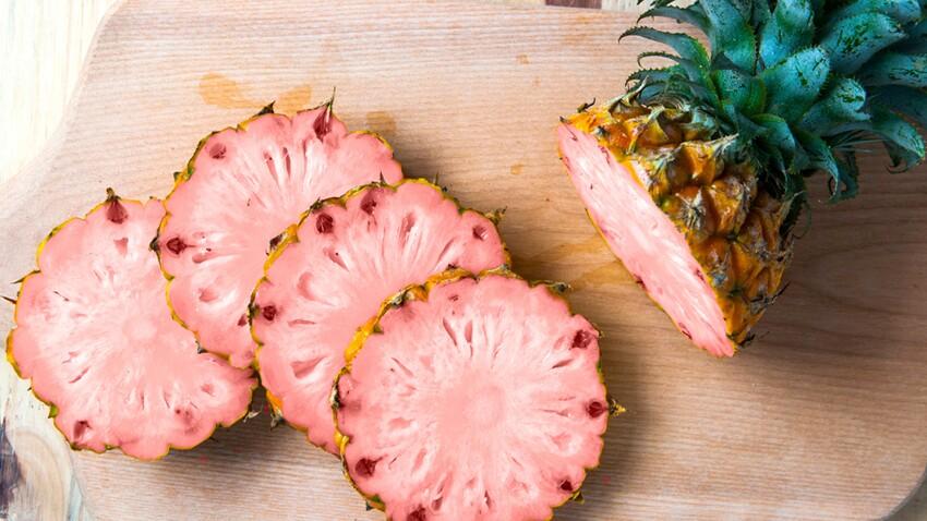 Les américains vont bientôt pouvoir manger de l'ananas rose