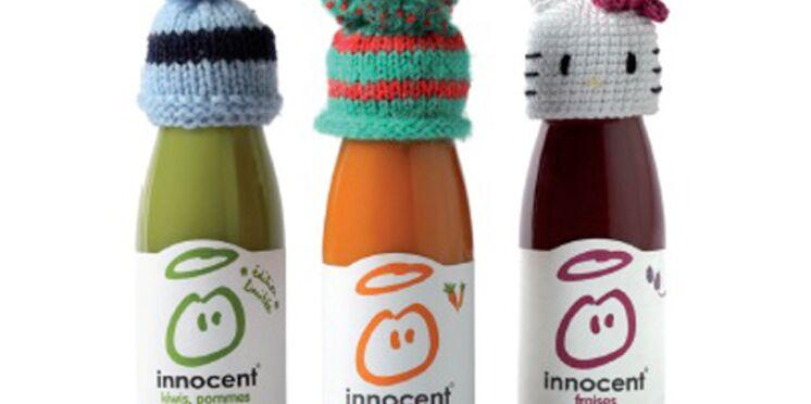Apprenez à tricoter avec les smoothies innocent