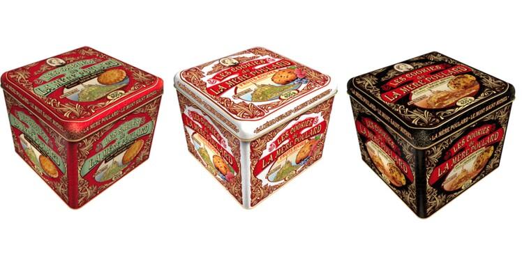 Idée cadeau : le coffret collector de La Mère Poulard